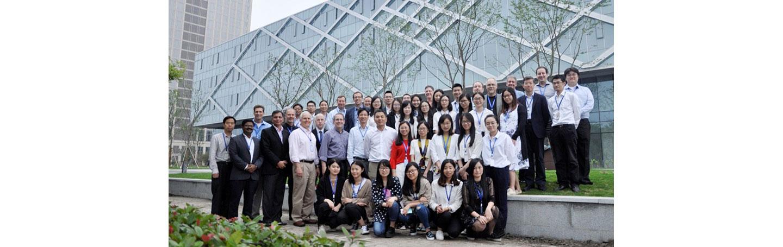 Inventronics Global Sales Team 2016