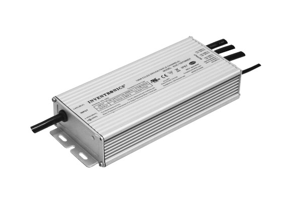 Triple channel constant current LED driver