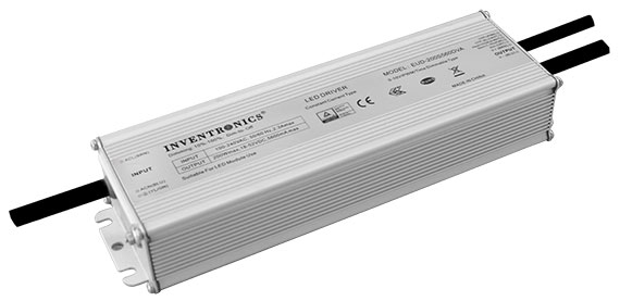 200 watt second generation LED drivers