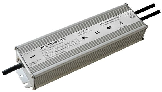 240 watt drivers designed for applications demanding extremely long operational lifetimes