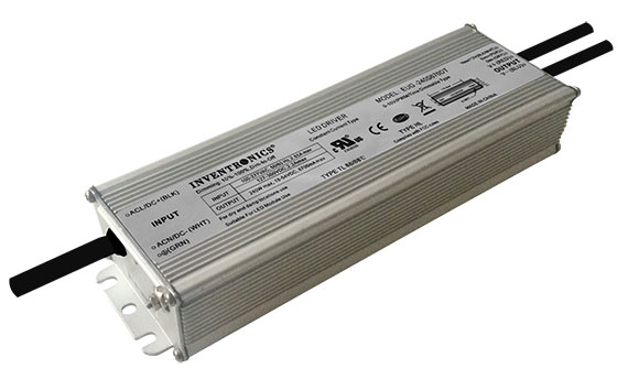 240 watt outdoor programmable LED drivers