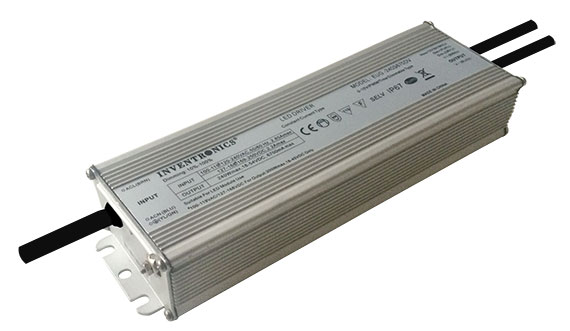 IP67 Outdoor LED Drivers with Multiple dimming options