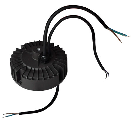 Unique Circular shaped IP65 LED drivers