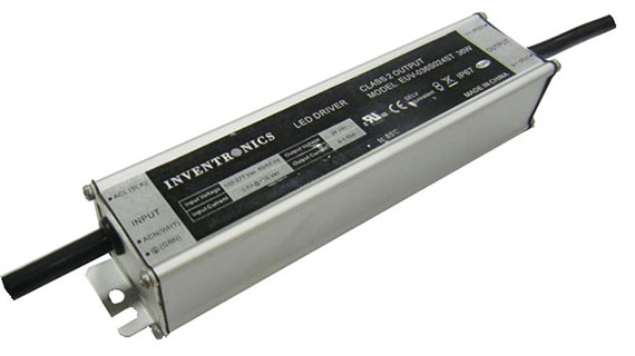 52 watt LED drivers for decorative lighting applications