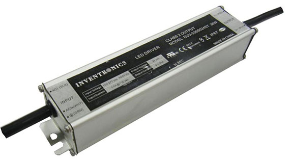 52 watt architectural LED lighting LED drivers