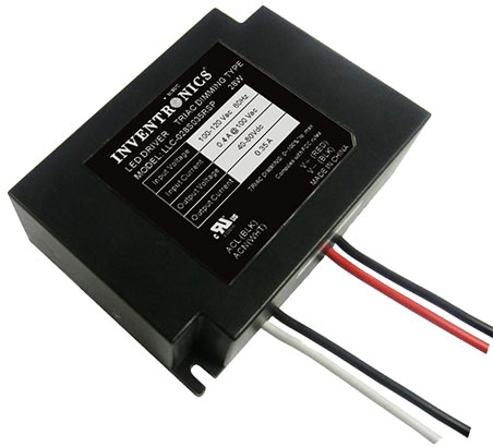 28W Constant Current Drivers