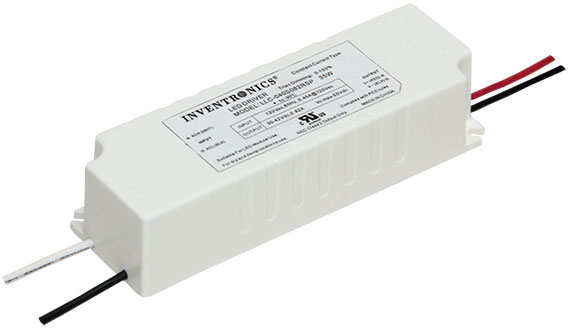 176-264Vac Dimming control with leading and trailing edge IP66 LED drivers