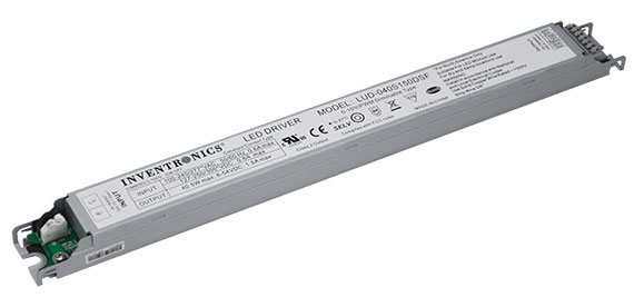 Controls-Ready, programmable IP20 LED drivers