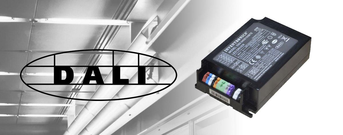 DALI Compatible LED Drivers