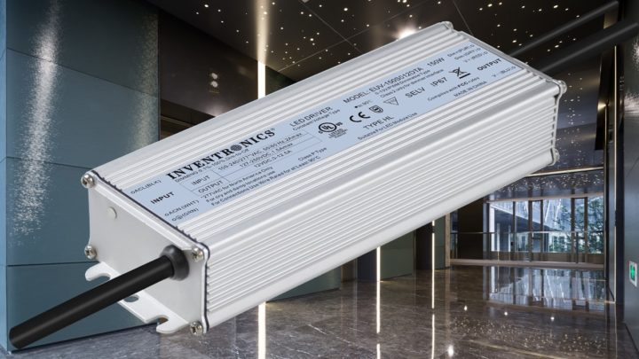 Dimmable Constant Voltage LED Driver