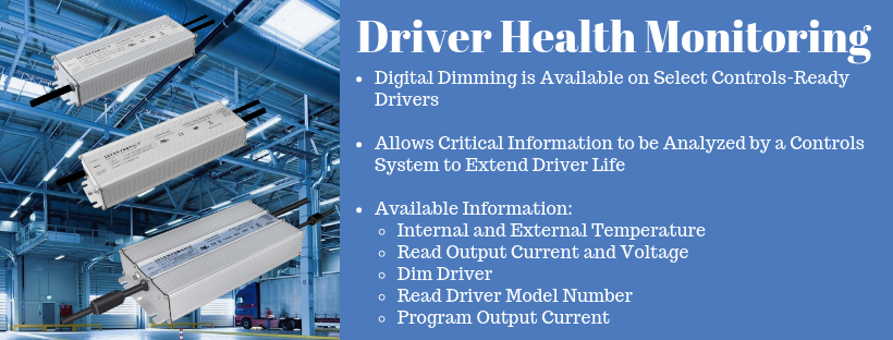 Driver Health Monitoring LED Drivers
