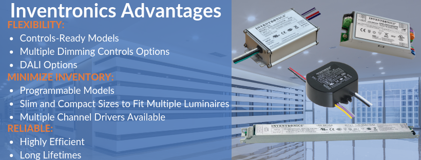 Class 2 LED Driver Advantages