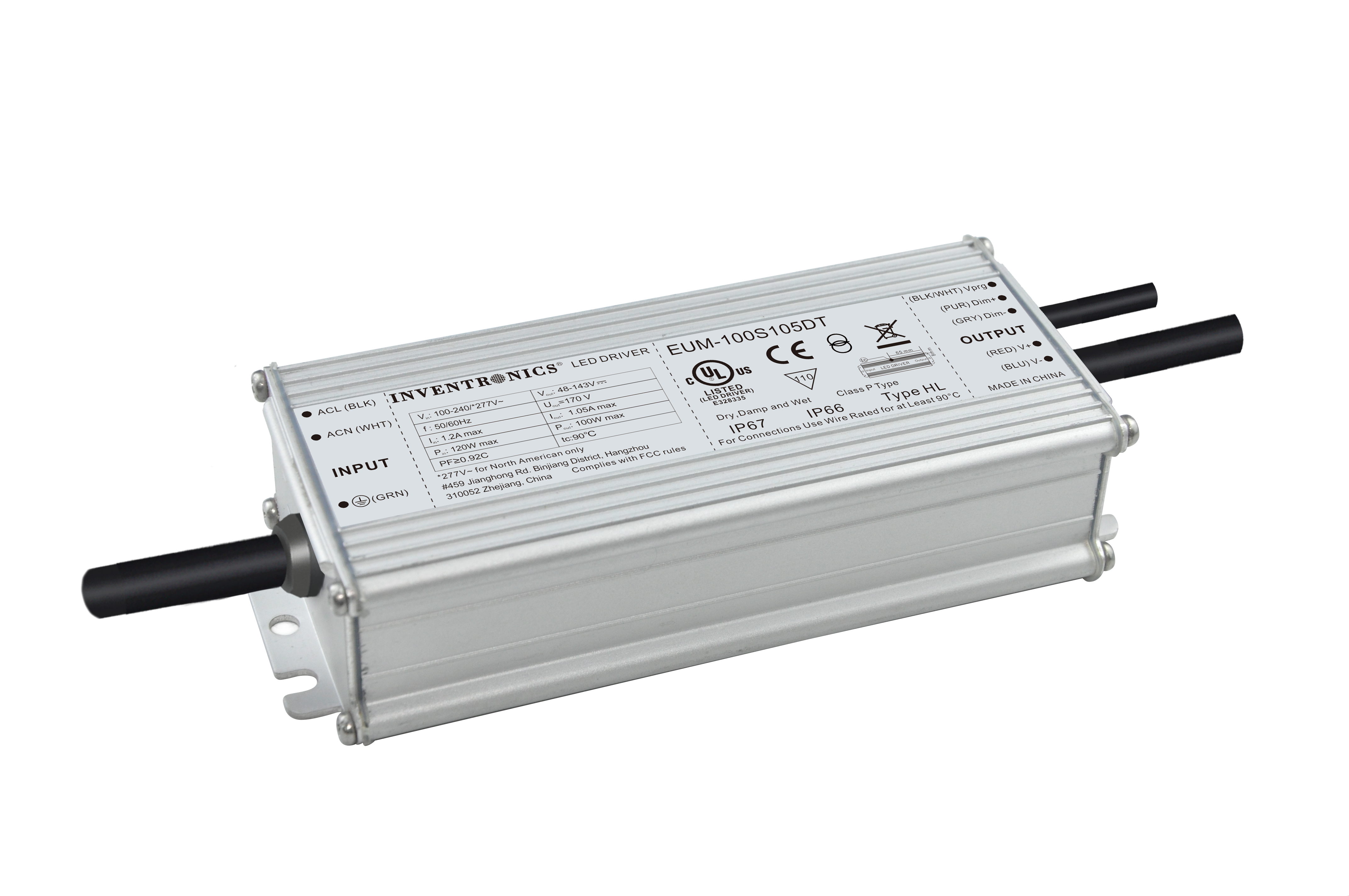 100W Class P LED Driver
