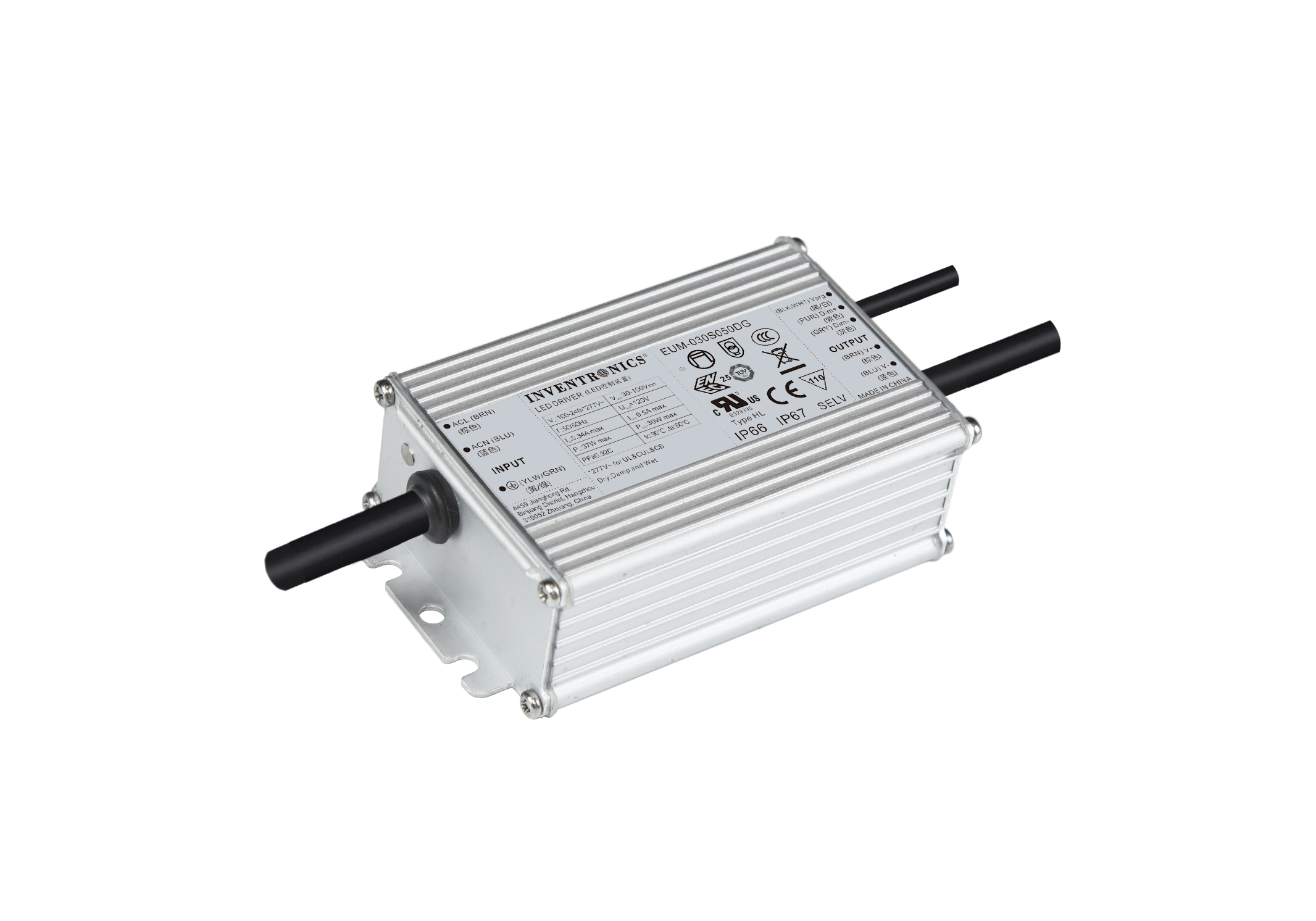 EUM-030SxxxDx LED Drivers