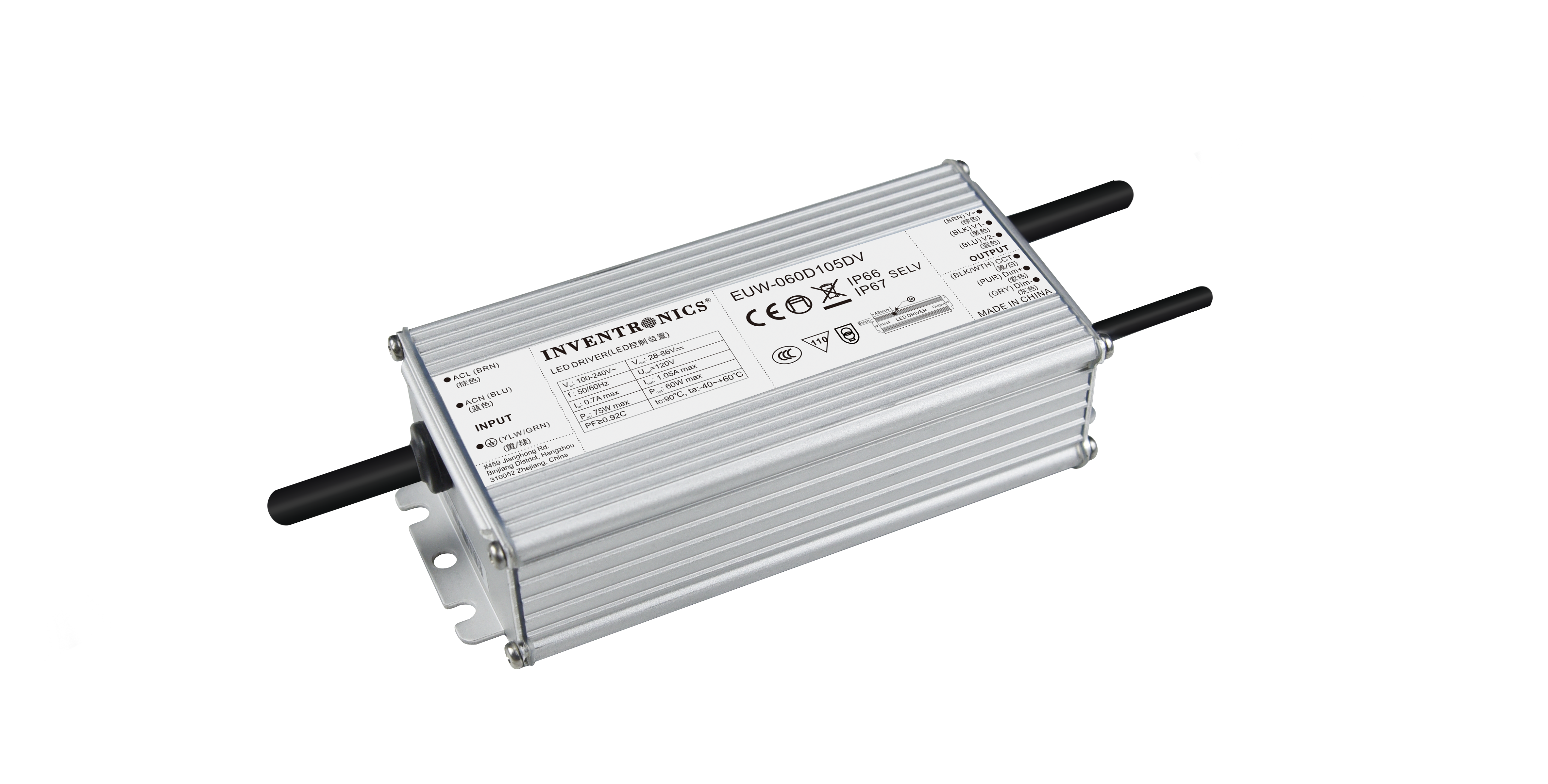 White Tuning LED Driver